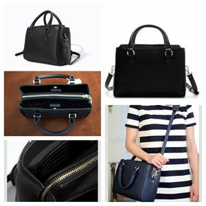 Zara Bags - Zara Office City Bag